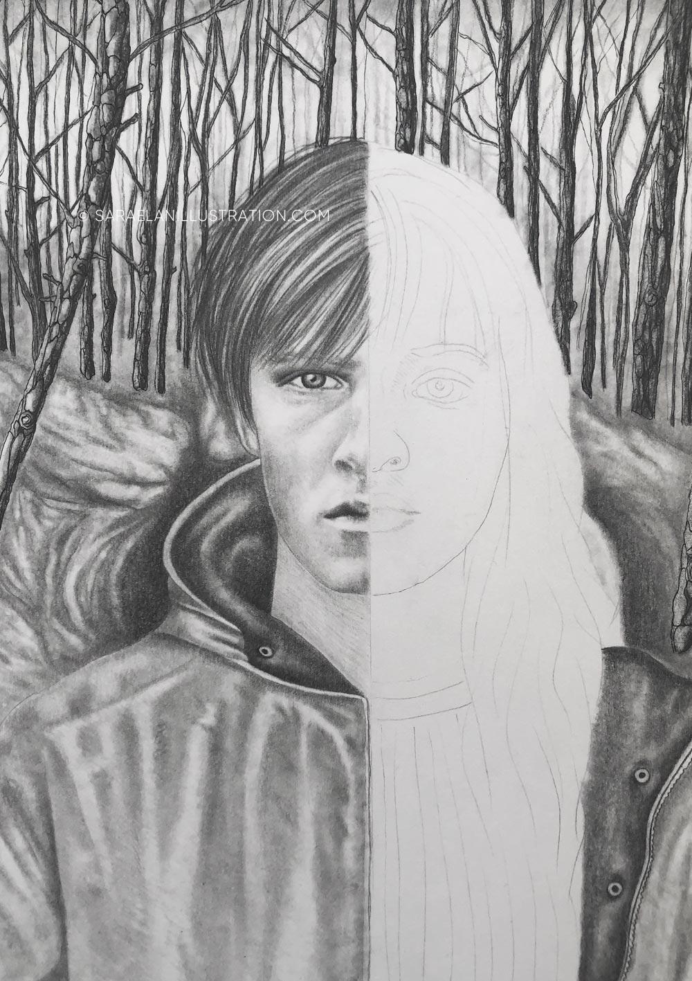 Disegno di Jonas di Dark