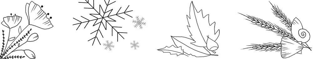 Grafiche delle stagioni