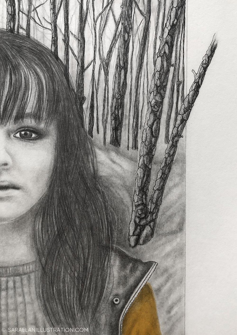 Disegno di Martha di Dark
