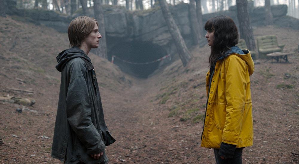 Jonas e Martha di Dark