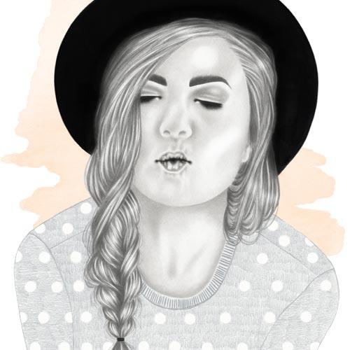 Ritratto di Sarinski - Sara Puccinelli